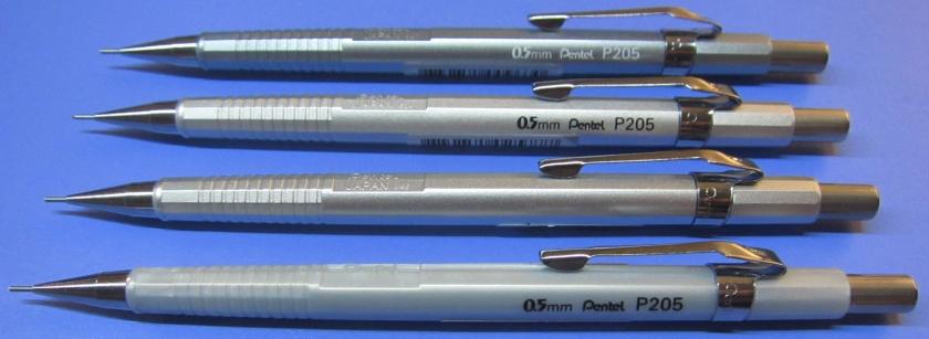 P205 Silver