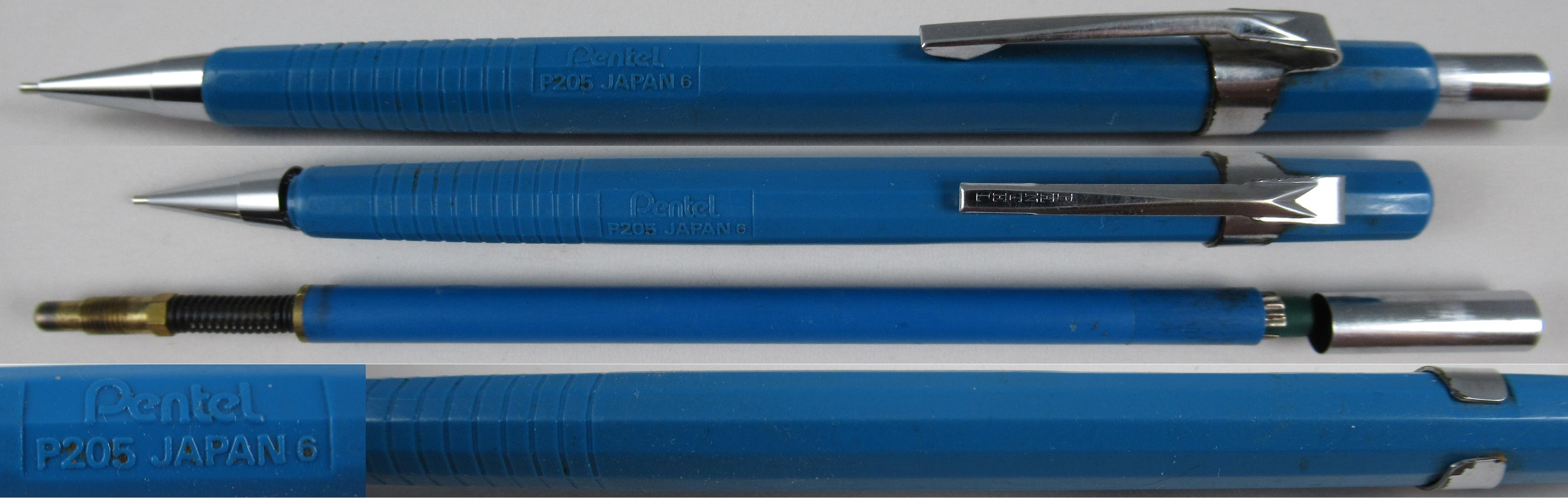 z0856 - P207C (Gen 1) - Short Tip - 1158