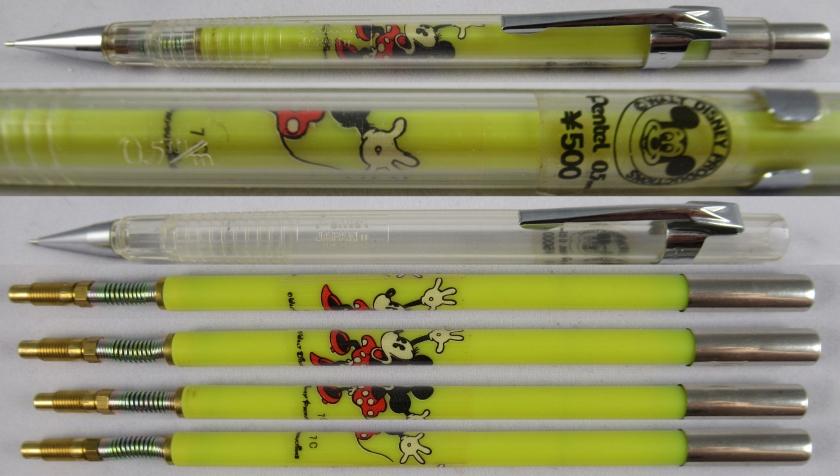Blog - Character Pencils - z0924 - P325-WDG-MIN - Short Tip - 2069