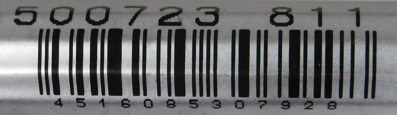 Label - 500723 811